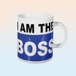 Mug Géant I am The Boss