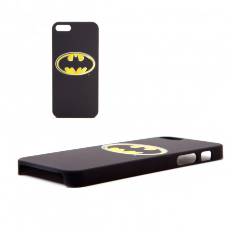 Prenez-vous pour un super-héros à l'aide de cette coque Batman, parfaite pour votre iPhone 5
