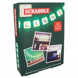 Lampe Scrabble Personnalisable