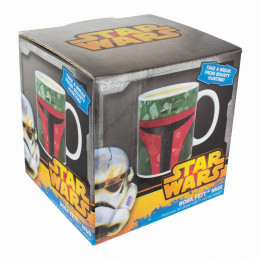 Mug Boba Fett Star Wars