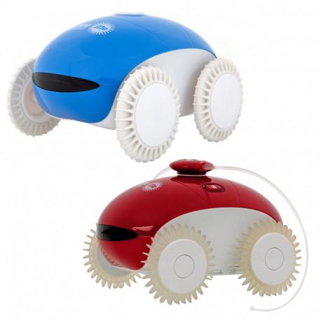 robot-masseur ingénieux parcourra votre corps tout seul et vous apportera une sensation de relaxation et de zénitude