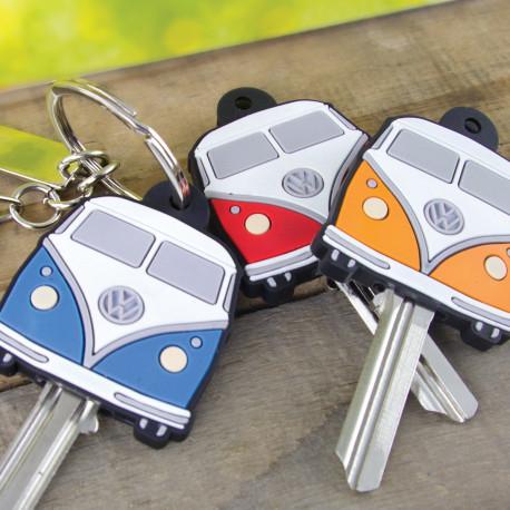 Différenciez vos clés sur votre trousseau avec ces trois cache-clés sous licence officielle Volkswagen