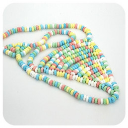 String Bonbons Multicolores