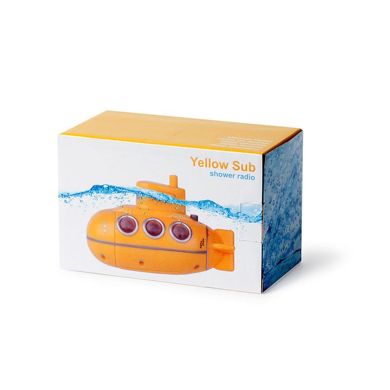 Radio de douche tanche pour salle de bain sur logeekdesign for Radio etanche pour salle de bain