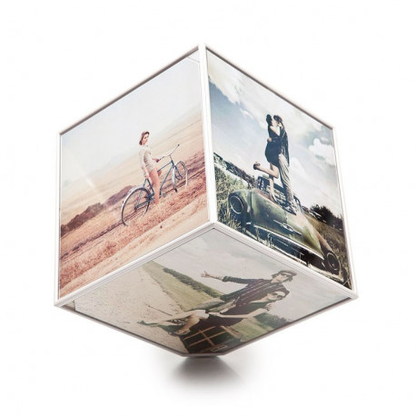 Cube Photos Rotatif