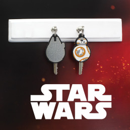 Cache-Clés Star Wars Episode 7