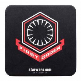 Lot de 8 Sous-Verres Animés Star Wars Ep 7