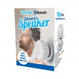 Haut-Parleur de Douche Bluetooth en Silicone