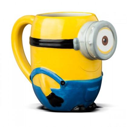 maxi mug en céramique Les Minions, mettant à l'honneur Stuart