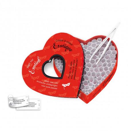 Bien-aimé Idée cadeau sexe : 13 cadeaux érotiques pour la Saint Valentin MP48