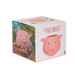 Mug Cochon 3D