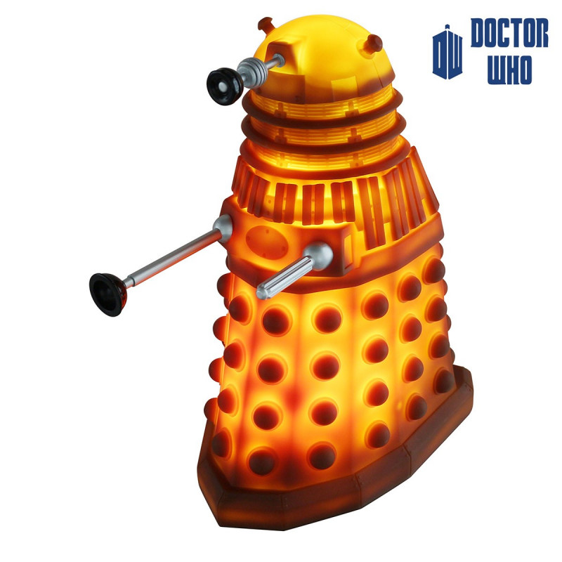 veilleuse enfant veilleuse dalek pour fan de doctor who sur logeekdesign. Black Bedroom Furniture Sets. Home Design Ideas