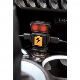 Carbot - Chargeur de Voiture Double Usb
