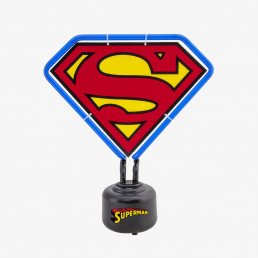 Lampe Néon Superman Logo