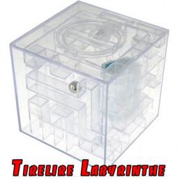 tirelire originale pour adulte en forme de labyrinthe sur logeekdesign. Black Bedroom Furniture Sets. Home Design Ideas