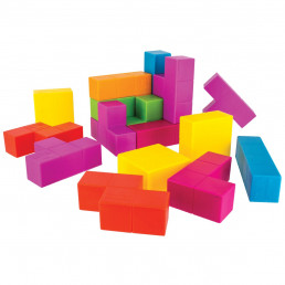 Puzzle Cube Tetris Casse-Tête 3D