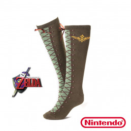 Chaussettes Hautes Zelda