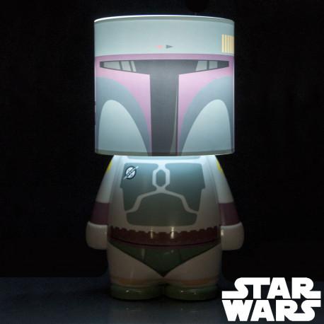 Lampe d'ambiance Alite à l'effigie de Boba Fett dans Star Wars