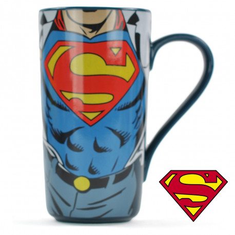 Photo de la tasse haute Superman