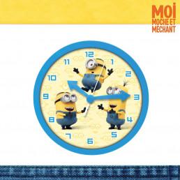 Horloge Murale Les Minions