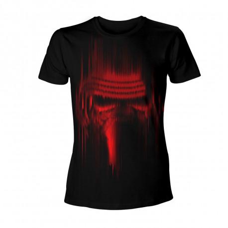 Un t-shirt à l'effigie de Kylo Ren