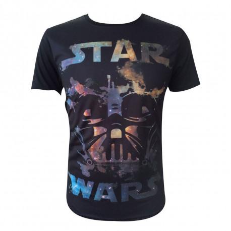 T-shirt à l'effigie de Dark Vador dans Star Wars