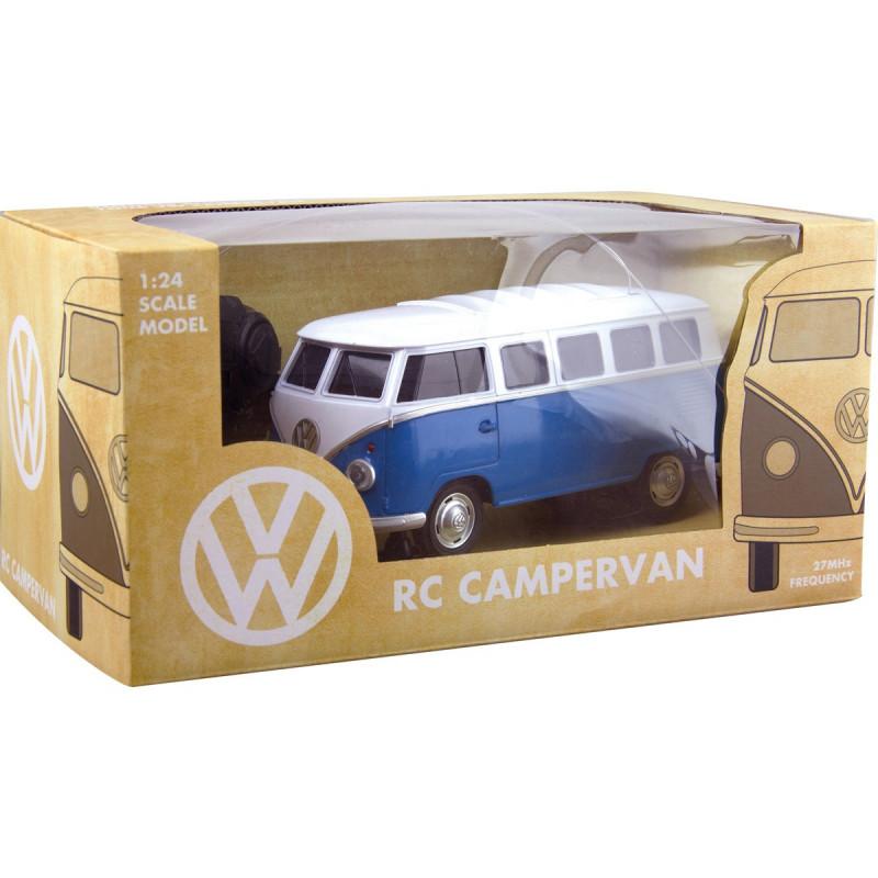 voiture t l command e volkswagen campervan sur logeekdesign. Black Bedroom Furniture Sets. Home Design Ideas