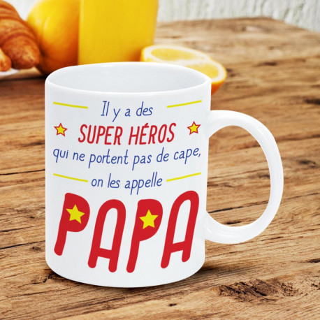 mug original pour papa avec message humoristique sur logeekdesign. Black Bedroom Furniture Sets. Home Design Ideas