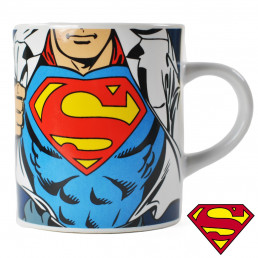 Tasse à Expresso Superman Costume