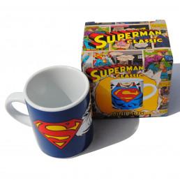 Tasse à Expresso Superman Costume