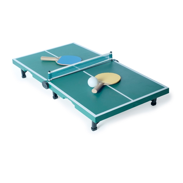 mini ping pong table. Black Bedroom Furniture Sets. Home Design Ideas