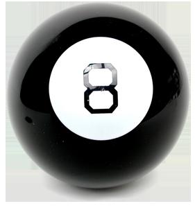 Magic 8 balle cadeau insolite sur - 8 ball pictures ...