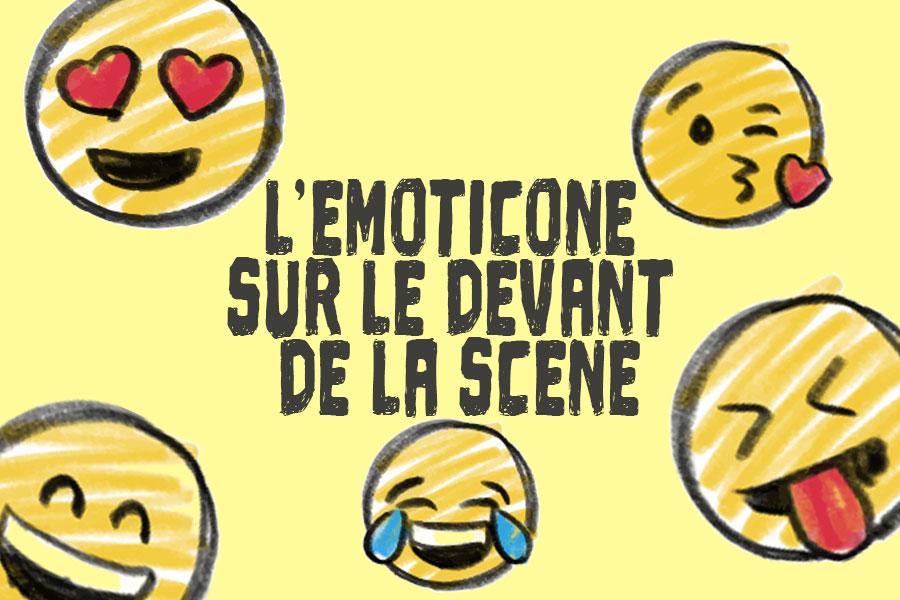 L Emoticone Sur Le Devant De La Scene Logeek Design