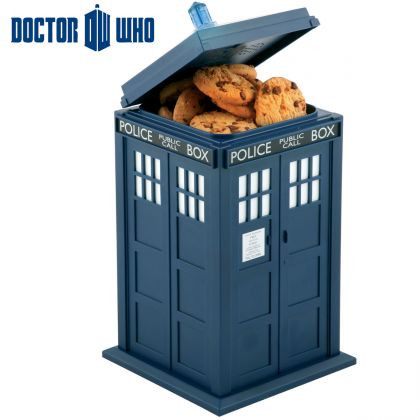 Top 10 des cadeaux Doctor Who ultra british