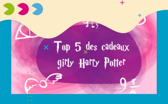 Top 5 des produits Girly Harry Potter
